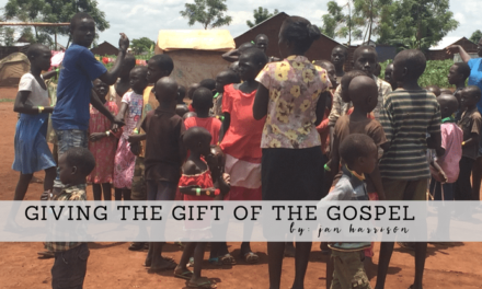 Giving the Gift of the Gospel